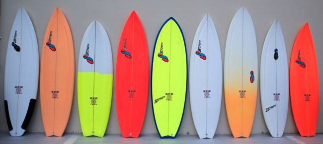 Stretch Surfboards